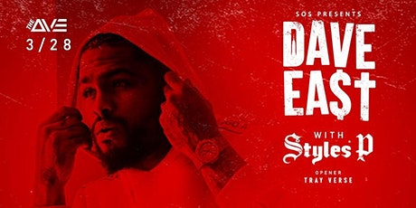 Dave East with Styles P tickets