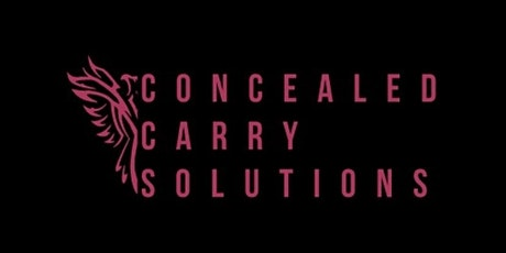 Women`s Only Concealed Readiness Course  tickets