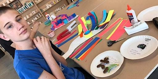 CVASA Hands on Art Program (HOAP) *Ages 5-17*