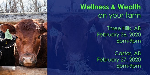 Wealth & Wellness on your farm