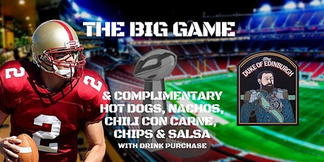 The Big Game Watch Party tickets