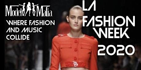 LA FASHION WEEK: High Fashion | Street| Swim tickets