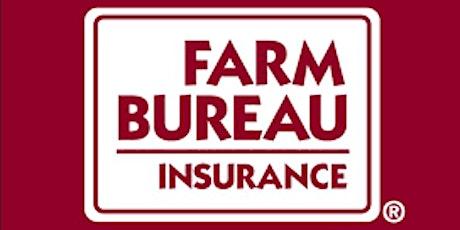Farm Bureau Mortgage Broker Appreciation tickets