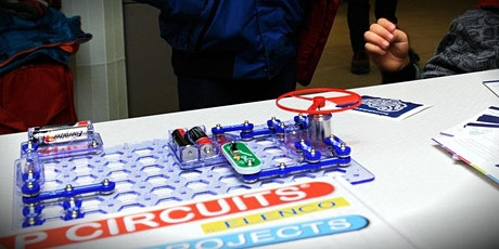 Snap Circuits for Kids! (Ages 8+) tickets