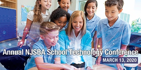 NJSBA School Technology Conference tickets
