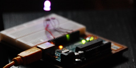 Intro to Gadgetry with Arduinos (14+) tickets