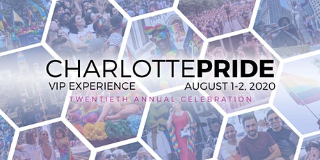 2020 Charlotte Pride VIP Experience tickets