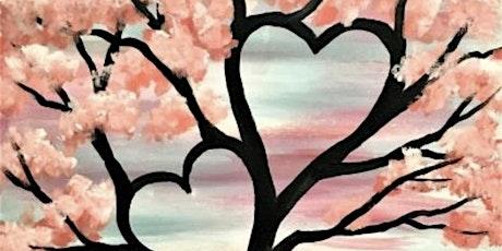 Valentine's Day Date Night, Paint Night tickets