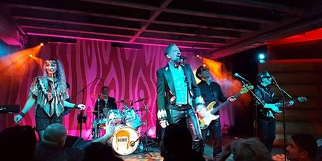 BowieVision (David Bowie Tribute) tickets