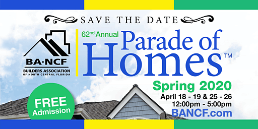 2020 Spring Parade of Homes™