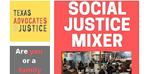 Texas Advocates for Justice Social Mixer