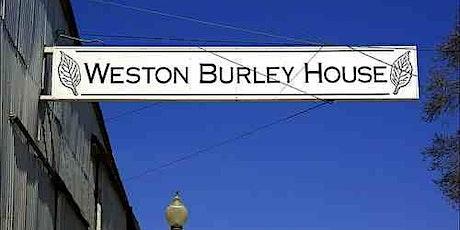 September Burley House Market tickets