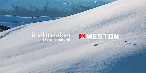 Intro to Backcountry -  icebreaker x Weston