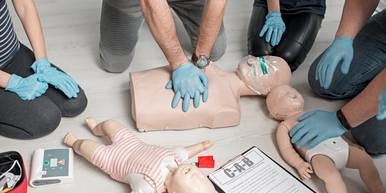 AHA BLS Instructor Training - Harrisonburg VCE Office - Harrisonburg, VA