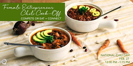 Female Entrepreneur Chili Cook-Off tickets