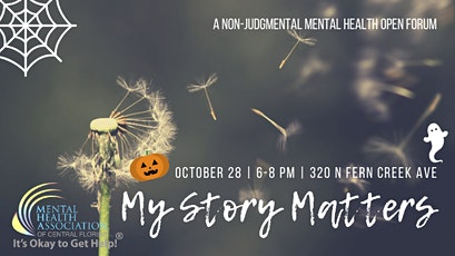 My Story Matters tickets