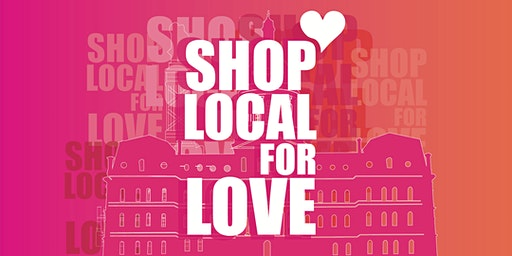 Mayor Young Presents: Shop Local for Love