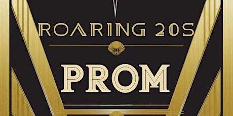 Roaring 20s Prom tickets