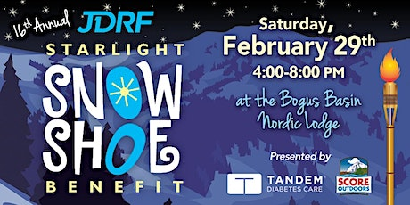 2020 Starlight Snowshoe Benefit tickets