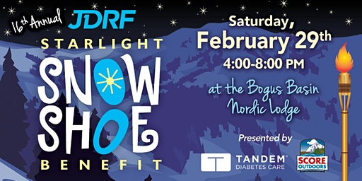 2020 Starlight Snowshoe Benefit