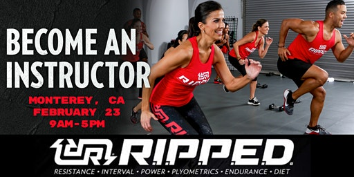 Ripped Instructor Training at Boxing Strong®