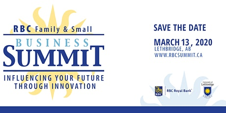 RBC Family & Small Business Summit 2020 tickets