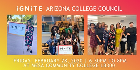 Arizona College Council: Let's get a Sense on the Census! tickets