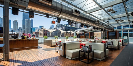 Insiderzedge Presents:  Networking at I/O Godfrey Rooftop Lounge! tickets