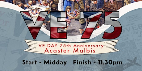 VE75 Acaster Malbis tickets