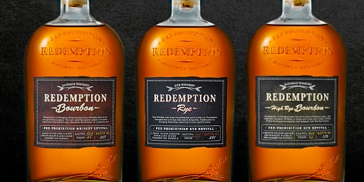 Redemption Bourbon Pairing