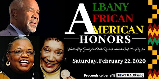 Albany African American Honors