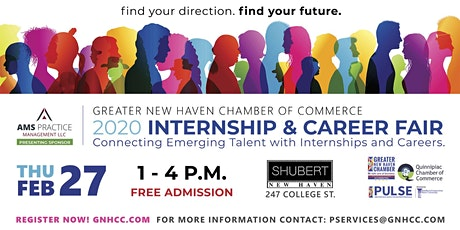 Greater New Haven Chamber 2nd Annual Internship & Career Fair tickets