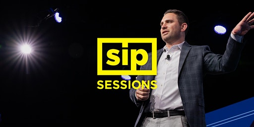 Sip Session : Byron Lazine – Be Selfish to be Selfless