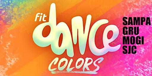 FitDance Colors (São Paulo - Guarulhos  - Mogi - São José dos Campos)