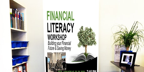 FREE Online Webinar - Financial Literacy Workshops - Limited Seats tickets