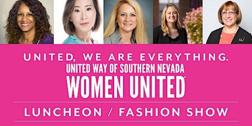 2020 Women United Luncheon Fashion Show