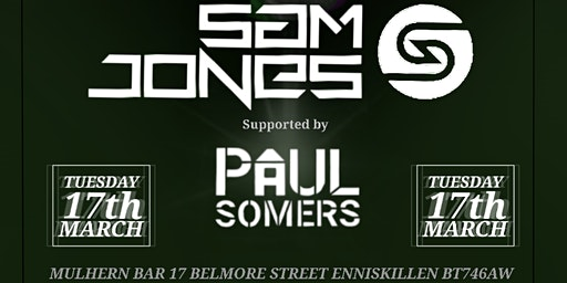 Gasworks Presents Sam Jones