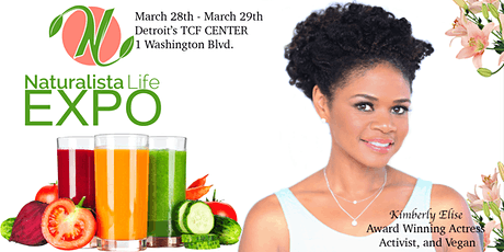 Naturalista Life Expo Presented by Kimberly Elise tickets