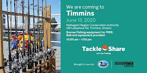 TackleShare at Timmins