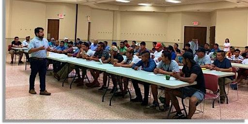 Wilson Regional Pesticide Safety School - Spanish