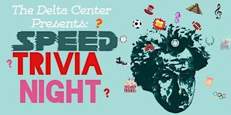 Speed Trivia Night with Delta Center tickets