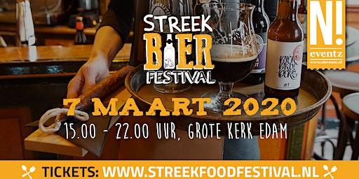 Streek BIER Festival Edam 2020