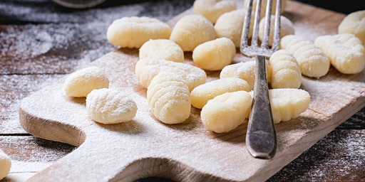 Art of Gnocchi Cooking Class