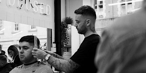 Cut & Sew  Barber workshop : GALWAY