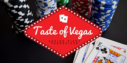 Taste of Vegas Casino Night