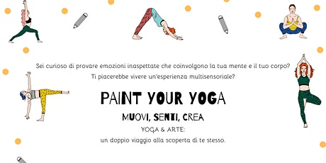 Paint Your Yoga biglietti