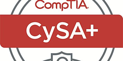 Walnut Creek, CA | CompTIA Cybersecurity Analyst+ (CySA+) Certification Training, includes exam