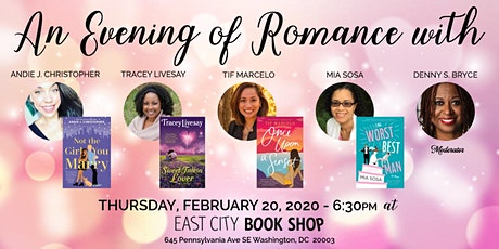 An Evening of Romance tickets