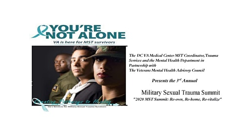 DC Veterans Affairs Medical Center 2020 Military Sexual Trauma Summit