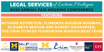 Legal Services of Eastern Michigan's 2020 Annual Fair Housing Conference